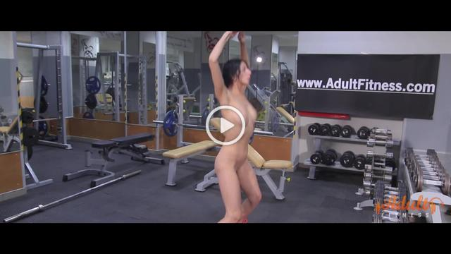 nude training