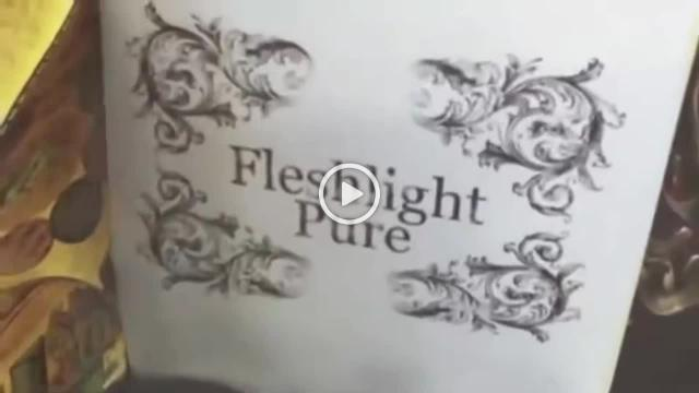 Fleshlight Pure Promo